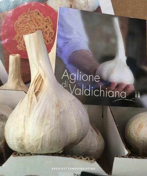 L'aglione della Valdichiana