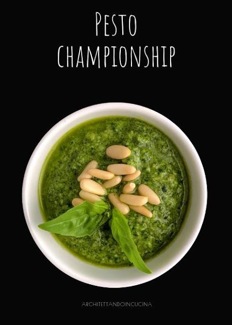Pesto Championship, pesto gevovese al mortaio