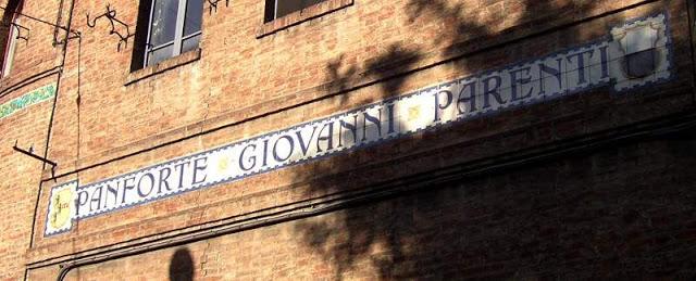 L'antica fabbrica Panforte Parenti