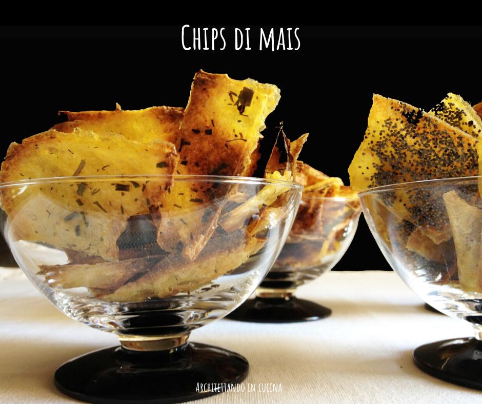 Chips di mais