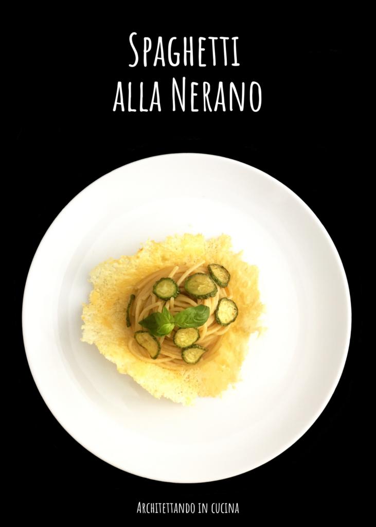 Spaghetti alla Nerano 1