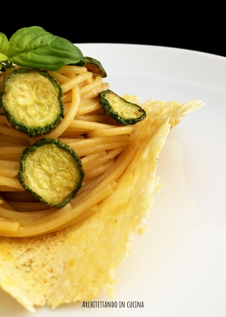 Spaghetti alla Nerano 2