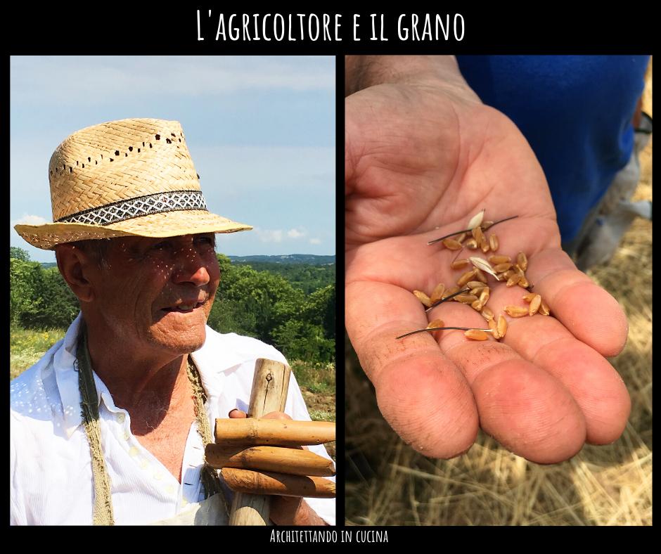 L'agricoltore e il grano