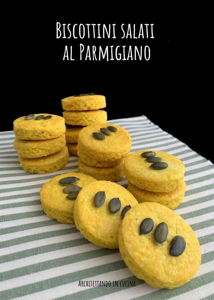 Biscottini salati al Parmigiano