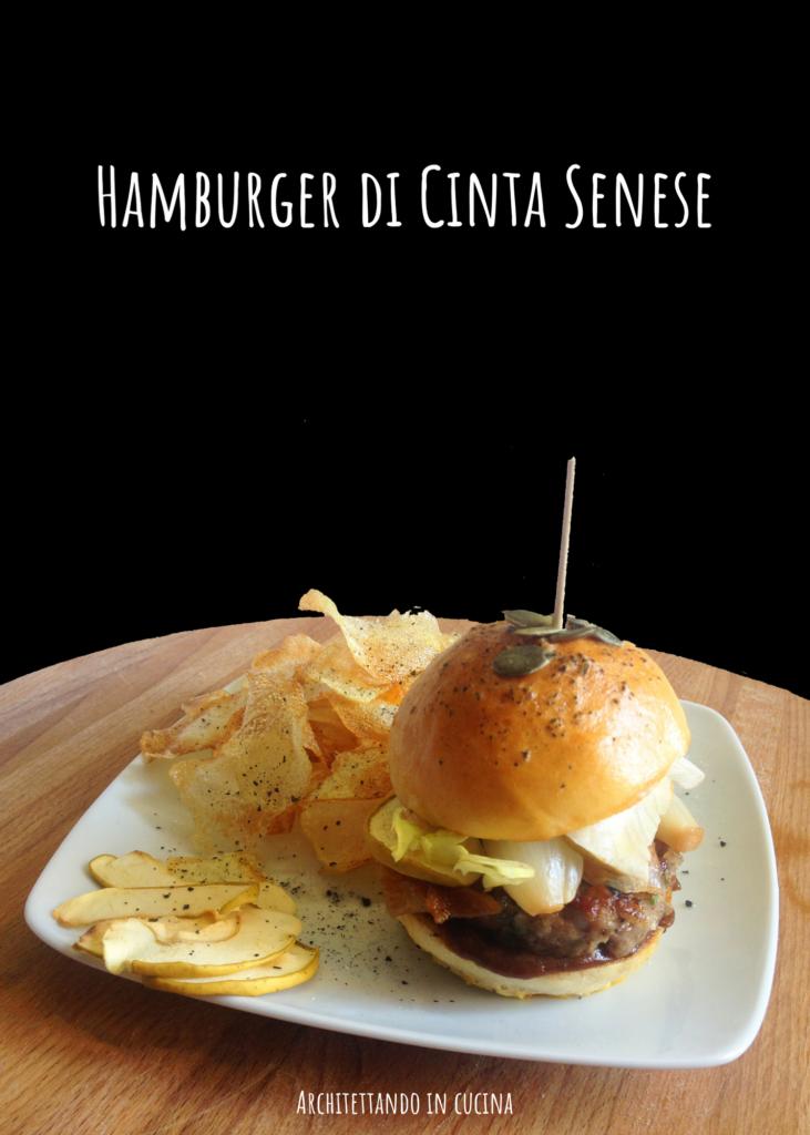 Hamburger di Cinta Senese