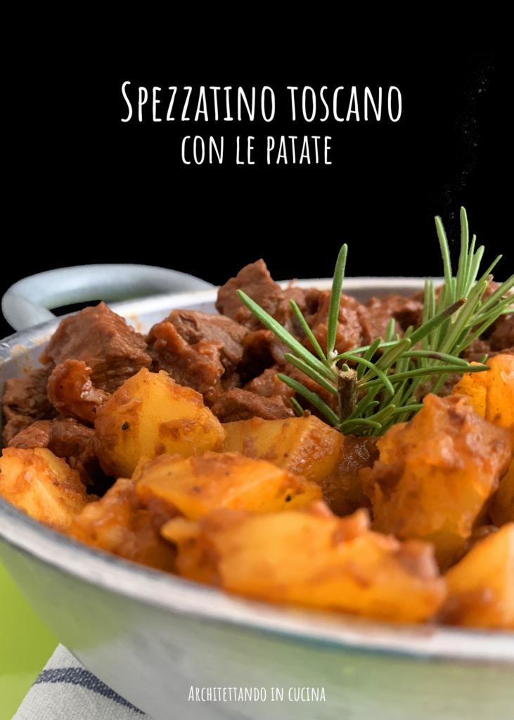 Spezzatino toscano con le patate