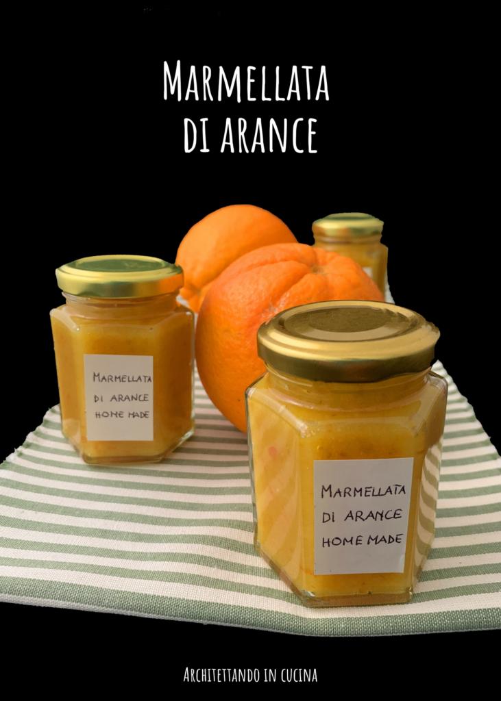 Marmellata di arance con il metodo Ferber