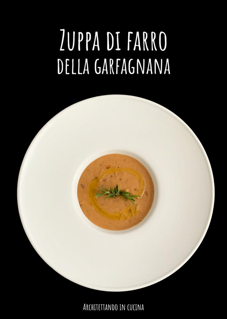 Zuppa di farro della Garfagnana