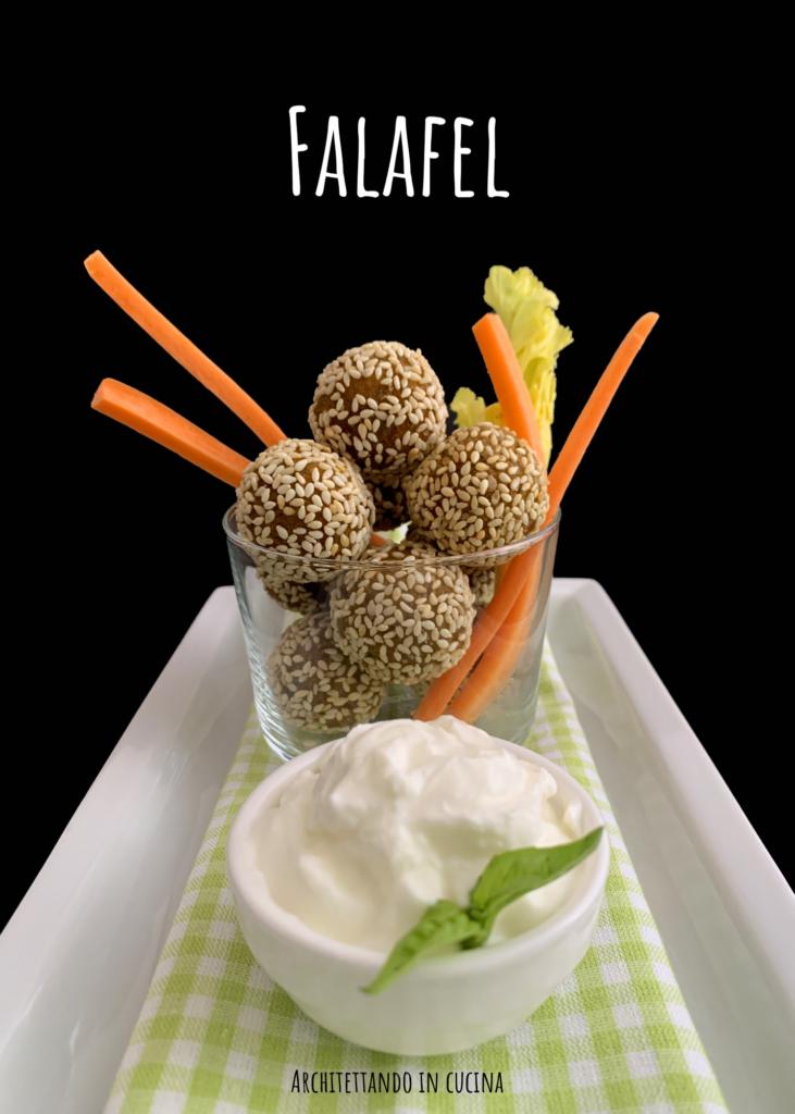 I falafel, le polpette di ceci mediorientali