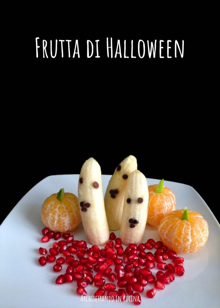 Frutta di Halloween