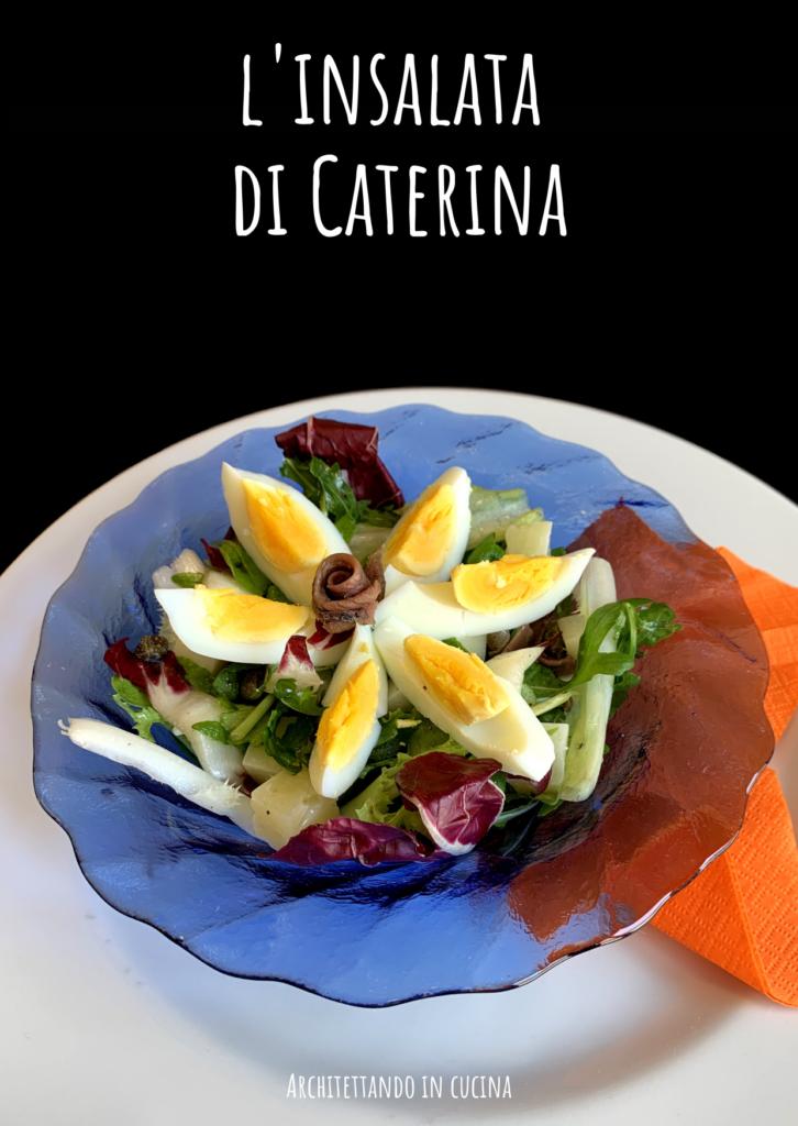 L'insalata di Caterina